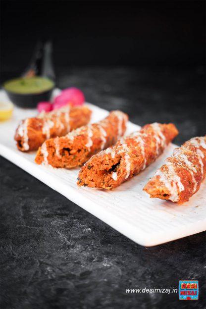 Mutton Seekh Kebab 3