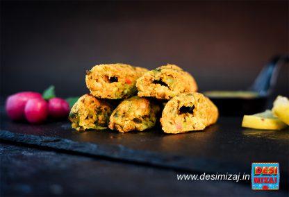 Shahi Veg Seekh Kebab 2