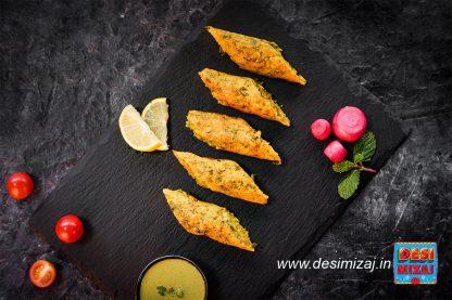 Shahi Veg Seekh Kebab